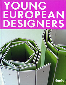 """Young European Designers""-Buch"