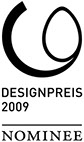 Designpreis der Bundesrepublik Deutschland / German Design Award 2009, Nominee